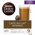 ESTUCHE DOLCE GUSTO CAFE AU LAIT INTENSO 16CAP
