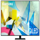 TV SAMSUNG 55 QE55Q80T UHD QLED IA HDR1500 FULLAR