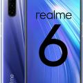 TELEFONO LIBRE REALME 6 6,5 8G/128G COMETBLUE