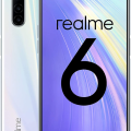 TELEFONO LIBRE REALME 6 6,5 8G/128G COMETWHITE