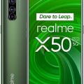 TELEFONO LIBRE REALME X50 PRO 12G/256G 5G GREEN