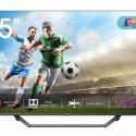TV HISENSE 55 55A7500F UHD STV U4.0 BT WCG METAL