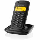 TELEFONO ALCATEL D-135 BLACK DECT P. ILUMINADA