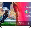 TV HISENSE 50 50A7100F UHD STV WIFI HDR10+ S/M